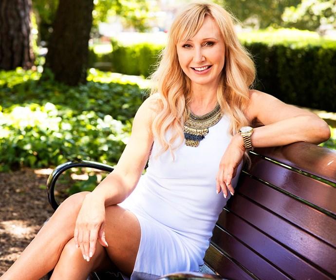 Aussie mum Kim McGrath's Tinder date with Shane Warne